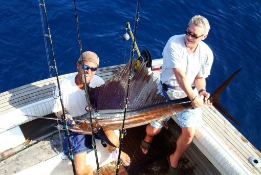 Port canaveral cocoa beach fishing charters offshore for Deep sea fishing daytona