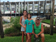 Ofishal Business family friendly fishing