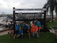 Ofishal Business Port Canaveral King Mackerels