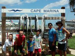 Ofishal Business Off Shore Fishing