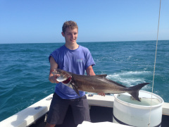 Ofishal Business offshore Cocoa Beach fishing